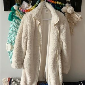 Gap Sherpa Coat